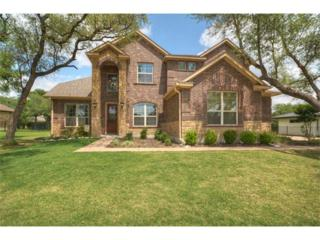 1306 Shinnecock Hills Dr, Georgetown, TX 78628 (#6756942) :: Watters International