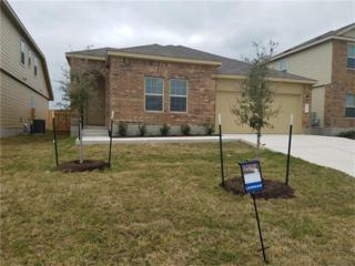 316 Druse Lane, Jarrell, TX 76537 (#6882093) :: Van Poole Properties