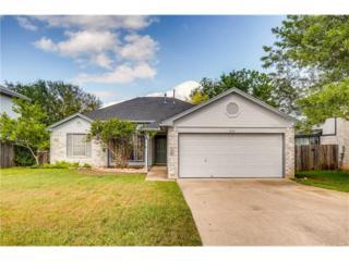 612 Clearcreek Dr, Leander, TX 78641 (#7622612) :: Forte Properties
