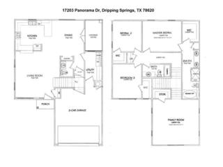17203 Panorama Dr, Dripping Springs, TX 78620 (#8320276) :: Forte Properties