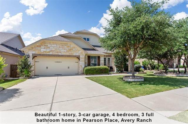 15808 Dink Pearson Ln, Austin, TX 78717 (#3280892) :: The Summers Group