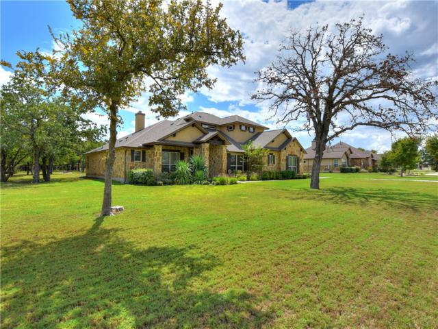 405 Casa Verde Dr, Georgetown, TX 78633 (#2868382) :: The Perry Henderson Group at Berkshire Hathaway Texas Realty