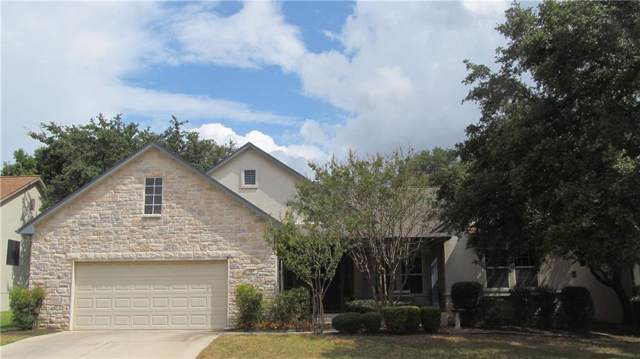 107 Mistflower Ln, Georgetown, TX 78633 (#1216035) :: The Perry Henderson Group at Berkshire Hathaway Texas Realty