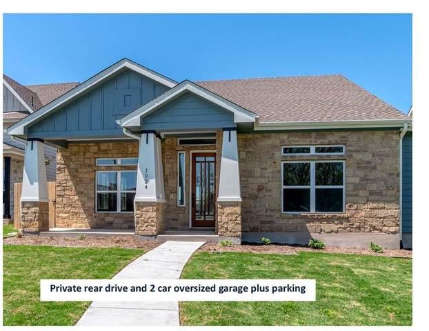 1024 N Railroad Ave, Georgetown, TX 78626 (#1311635) :: Papasan Real Estate Team @ Keller Williams Realty