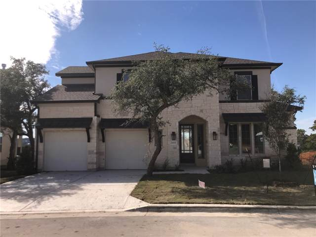 2602 Sunset Vista Cir, Spicewood, TX 78669 (#5975896) :: The Perry Henderson Group at Berkshire Hathaway Texas Realty