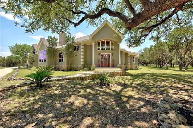 700 Ridge Oak Dr, Wimberley, TX 78676 (#1000879) :: Lucido Global