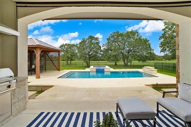 505 Flint Ridge Trl, Georgetown, TX 78628 (#1001418) :: Papasan Real Estate Team @ Keller Williams Realty