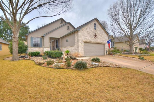 143 Trail Rider Way, Georgetown, TX 78633 (#1002521) :: The Perry Henderson Group at Berkshire Hathaway Texas Realty