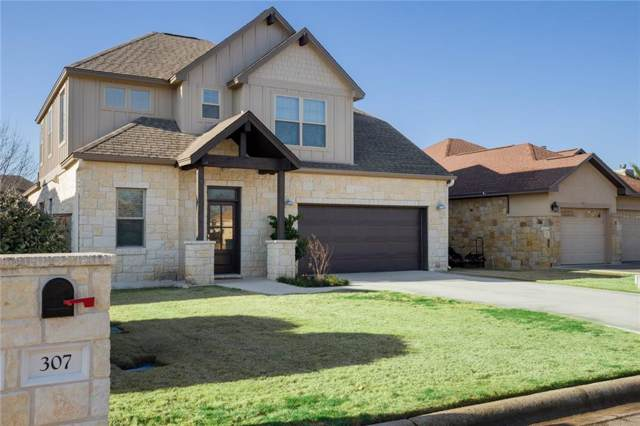 307 Limestone St, Meadowlakes, TX 78654 (#1005933) :: The Perry Henderson Group at Berkshire Hathaway Texas Realty