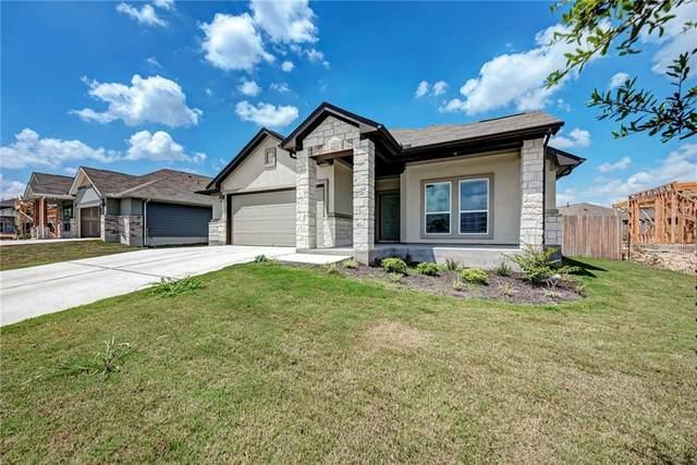 298 Blue Springs Pass, Kyle, TX 78640 (#1006229) :: Zina & Co. Real Estate