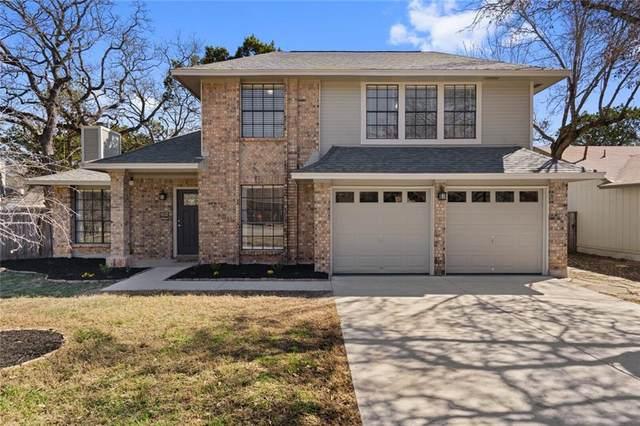 402 Cluck Creek Trl, Cedar Park, TX 78613 (MLS #1007432) :: Vista Real Estate