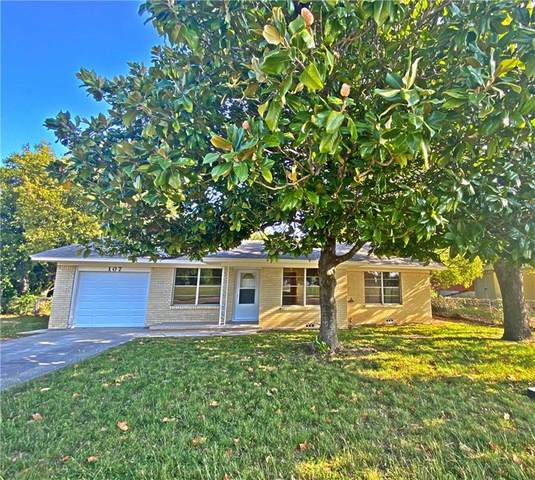 107 W Ruby Rd, Harker Heights, TX 76548 (#1007919) :: The Heyl Group at Keller Williams
