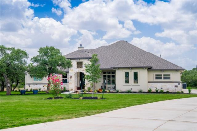 221 Highland Oaks, Georgetown, TX 78641 (#1008555) :: The ZinaSells Group