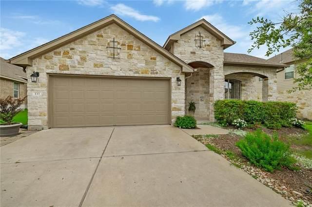 133 San Miniato St, Georgetown, TX 78628 (#1013137) :: Papasan Real Estate Team @ Keller Williams Realty