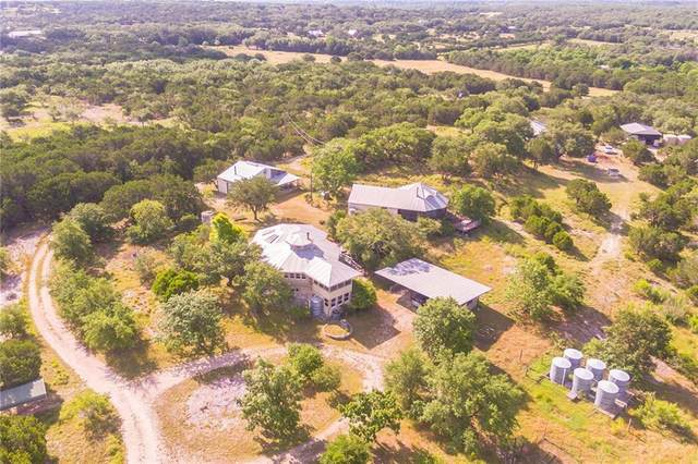 3700 Mcgregor Ln, Dripping Springs, TX 78620 (#1013477) :: The Perry Henderson Group at Berkshire Hathaway Texas Realty