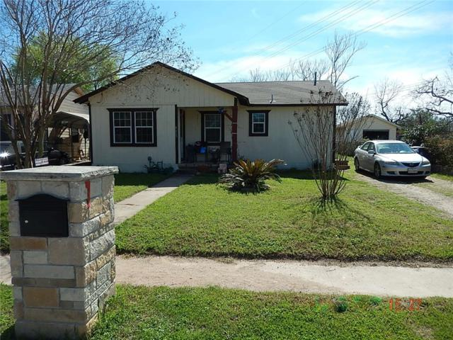 4615 Ribbecke Ave, Austin, TX 78721 (#1013663) :: The Heyl Group at Keller Williams