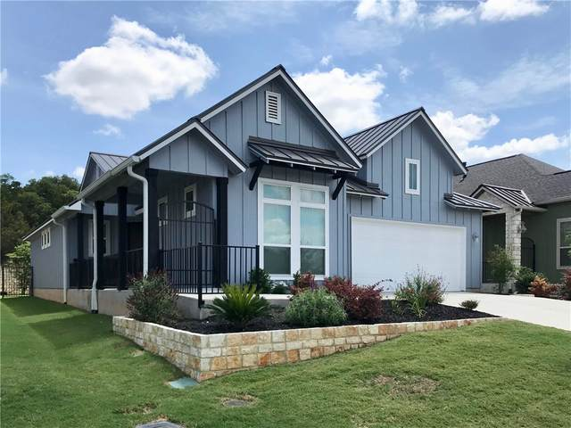 116 Hopping Peach St, San Marcos, TX 78666 (#1015615) :: The Heyl Group at Keller Williams