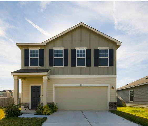 144 Peony Ln 35-B, Jarrell, TX 76537 (#1017170) :: Front Real Estate Co.