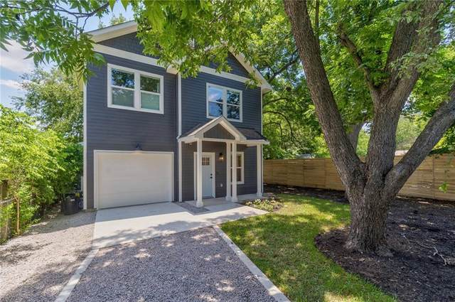 1205 Piedmont Ave #2, Austin, TX 78757 (#1020466) :: The Perry Henderson Group at Berkshire Hathaway Texas Realty
