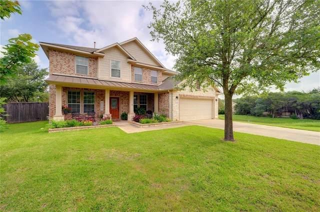 1601 Lions Den, Leander, TX 78641 (#1022145) :: Papasan Real Estate Team @ Keller Williams Realty