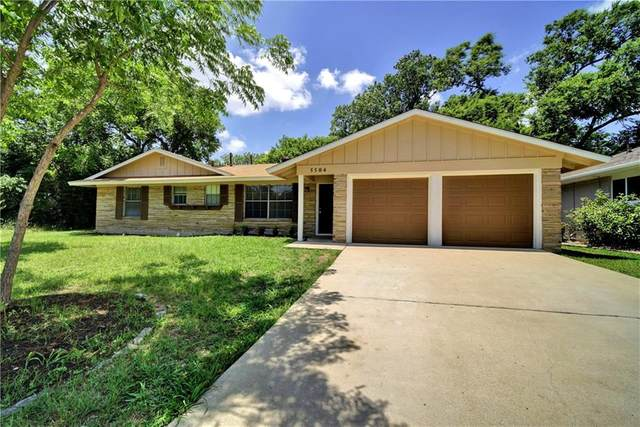 5504 Windward Dr, Austin, TX 78723 (#1022753) :: The Heyl Group at Keller Williams