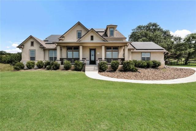 260 Mystic Shores Blvd, Spring Branch, TX 78070 (MLS #1023973) :: Vista Real Estate