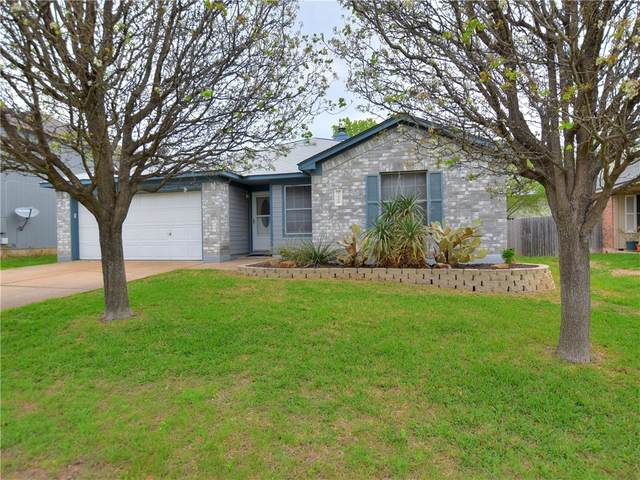 3409 Settlement Dr, Round Rock, TX 78665 (#1027396) :: 10X Agent Real Estate Team