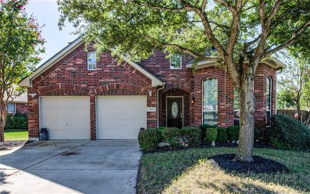 2101 Hayfield Sq, Pflugerville, TX 78660 (#1028382) :: Azuri Group | All City Real Estate