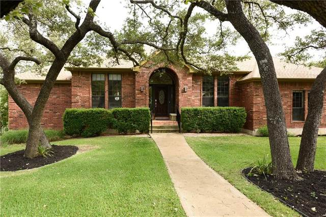 707 Show Low Ct, Lakeway, TX 78734 (#1030400) :: Realty Executives - Town & Country