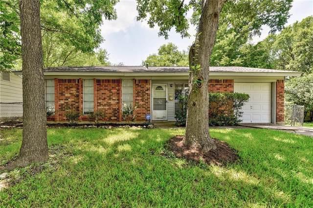 603 Treys Way, Austin, TX 78745 (#1032441) :: Papasan Real Estate Team @ Keller Williams Realty