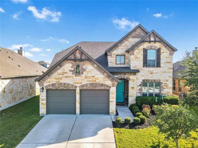 6925 Donato Pl, Round Rock, TX 78665 (#1036599) :: RE/MAX Capital City