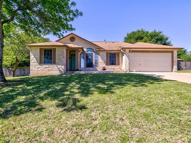 1419 Saint Croix Ln, Pflugerville, TX 78660 (#1037304) :: RE/MAX Capital City