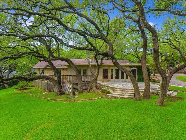 900 Forest View Dr, West Lake Hills, TX 78746 (#1039644) :: Realty Executives - Town & Country