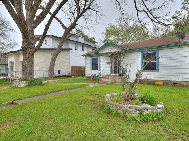 2411 Durwood St, Austin, TX 78704 (#1043698) :: The Summers Group