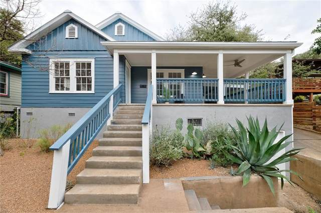 1809 Alameda Dr, Austin, TX 78704 (#1044753) :: Papasan Real Estate Team @ Keller Williams Realty