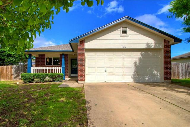 614 Losoya Ct, Hutto, TX 78634 (#1044760) :: The Perry Henderson Group at Berkshire Hathaway Texas Realty