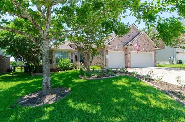 19820 Vilamoura St, Pflugerville, TX 78660 (#1045993) :: Papasan Real Estate Team @ Keller Williams Realty