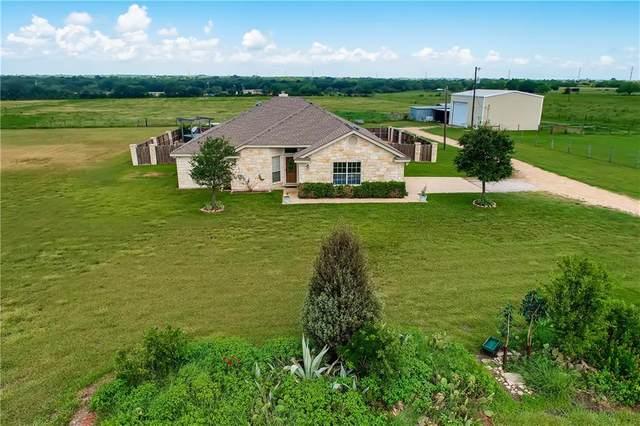 12242 Ballerstedt Rd, Elgin, TX 78621 (#1046229) :: Papasan Real Estate Team @ Keller Williams Realty