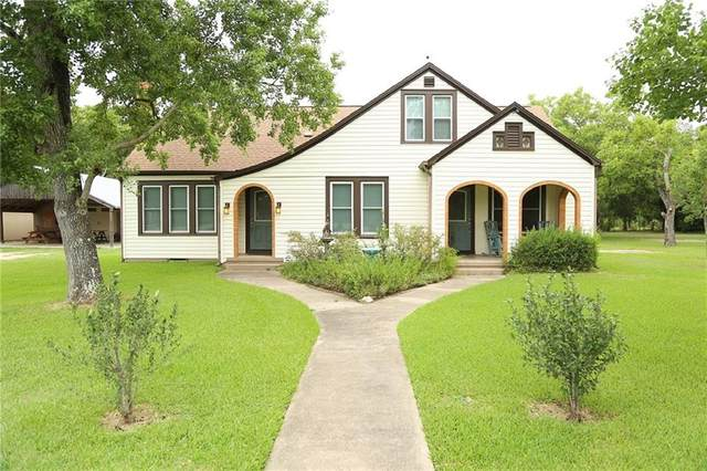 285 E Thigpen, Carmine, TX 78932 (#1047645) :: Papasan Real Estate Team @ Keller Williams Realty