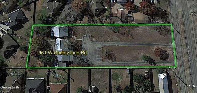 961 W County Line, New Braunfels, TX 78130 (#1048245) :: Papasan Real Estate Team @ Keller Williams Realty
