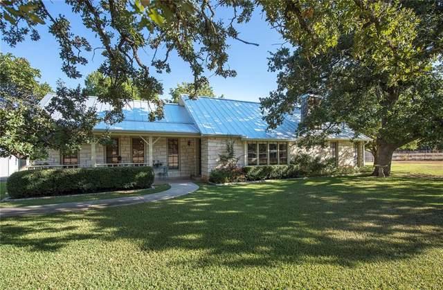 101 Rancho Bueno Dr, Georgetown, TX 78628 (#1050405) :: Douglas Residential