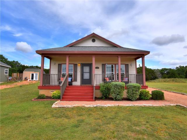 273 Heatherwood #5, Driftwood, TX 78620 (#1052073) :: RE/MAX Capital City