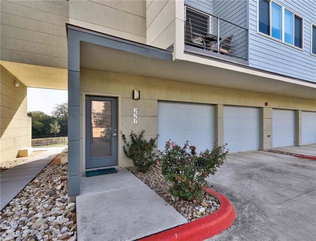 604 N Bluff Dr #227, Austin, TX 78745 (#1052113) :: The Summers Group
