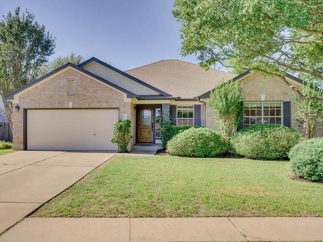 16700 Anjou Ln, Round Rock, TX 78681 (#1052673) :: Lancashire Group at Keller Williams Realty