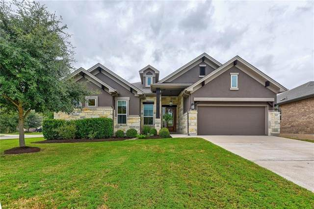 3101 Madisina Dr, Leander, TX 78641 (#1052705) :: Papasan Real Estate Team @ Keller Williams Realty