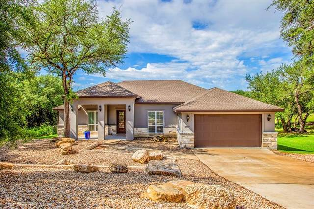 18507 Venture Dr, Point Venture, TX 78645 (#1052959) :: Lancashire Group at Keller Williams Realty