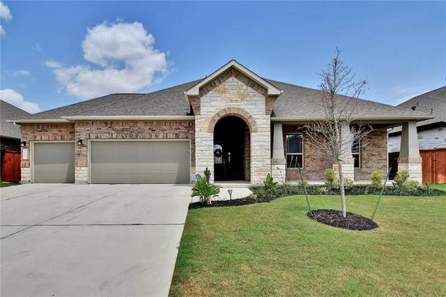 120 Strata Dr, Liberty Hill, TX 78642 (#1053480) :: Realty Executives - Town & Country