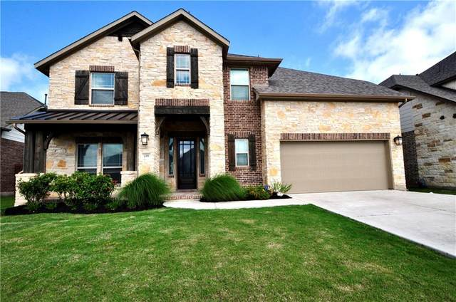 218 Mindy Way, Liberty Hill, TX 78642 (#1055784) :: Papasan Real Estate Team @ Keller Williams Realty
