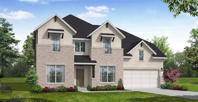 113 Rock Knoll St, Liberty Hill, TX 78642 (#1056508) :: Papasan Real Estate Team @ Keller Williams Realty