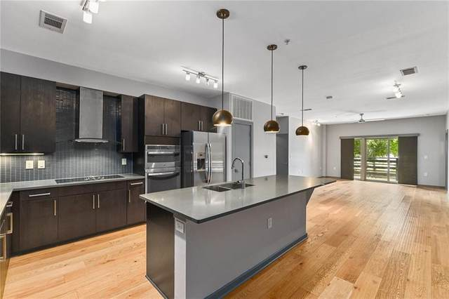 3600 S Lamar Blvd #116, Austin, TX 78704 (#1057309) :: Front Real Estate Co.